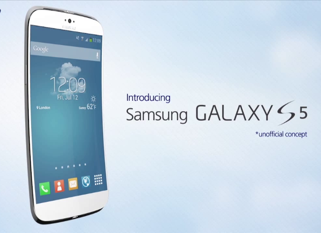 Tech : Le Samsung Galaxy S5