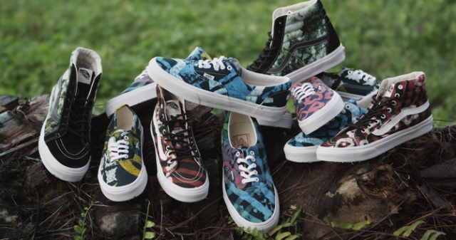 Mode : Collection Vans X Della