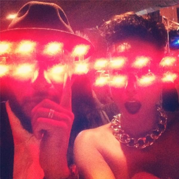 Alicia Keys et Swizz Beatz