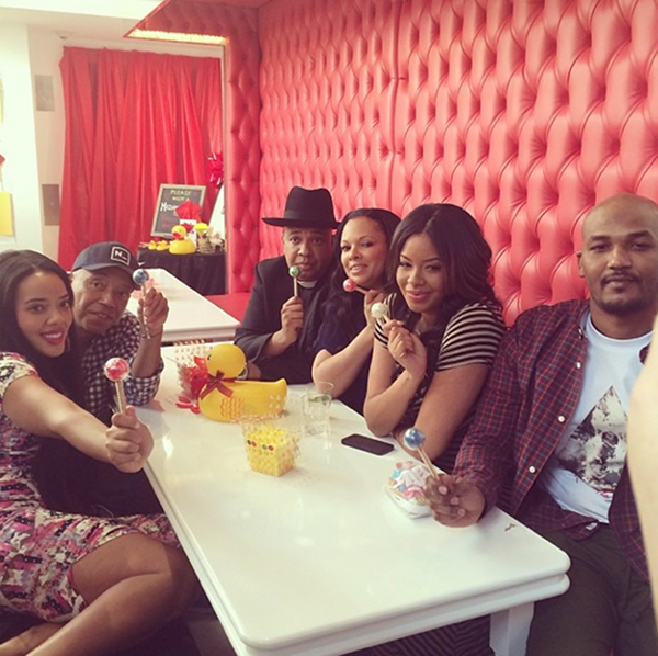 People : Le Baby Shower de Vanessa Simmons