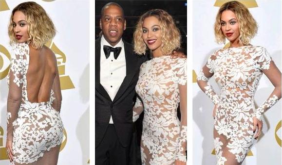 People : Les Wanda Looks des Grammy Awards 2014