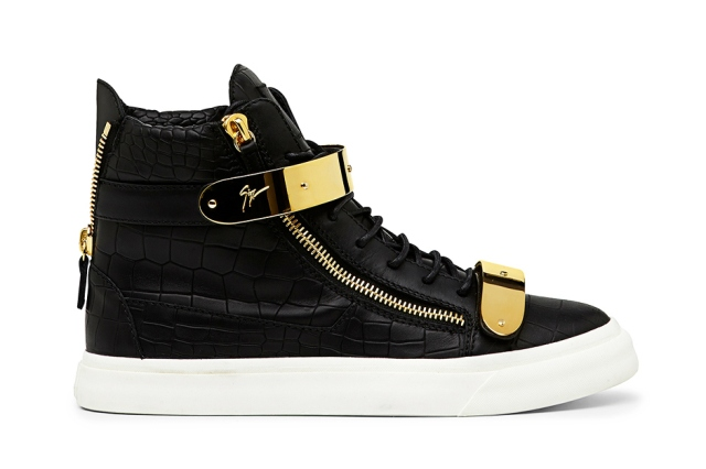 Sneakers : Collection Giuseppe Zanotti Hommes Printemps / Été 2014