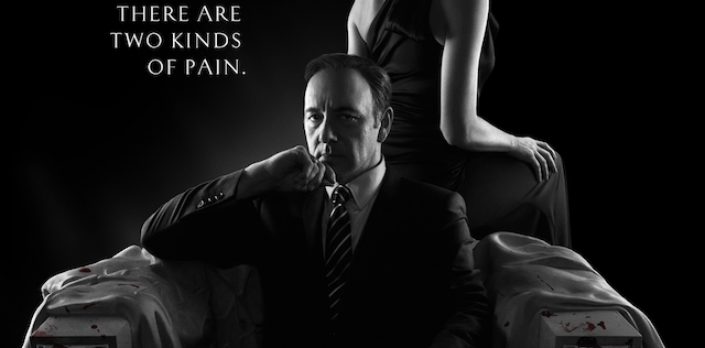 "TV : ""House of Cards"" – Season 2 – Official Trailer"