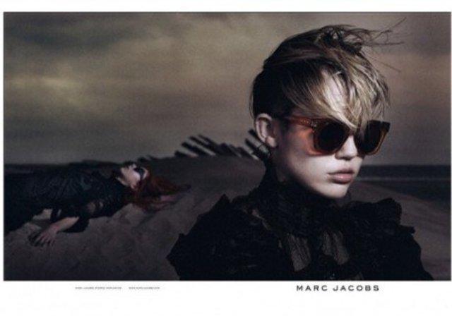 People : Miley Cyrus, nouvelle égérie de Marc Jacobs