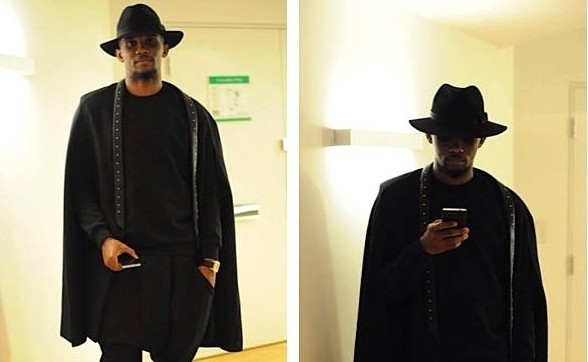 People : Samuel Eto'o en mode Zorro
