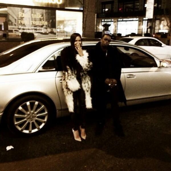 People : Diddy et Cassie fiancés ?
