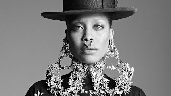 People : Erykah Badu pour Givenchy