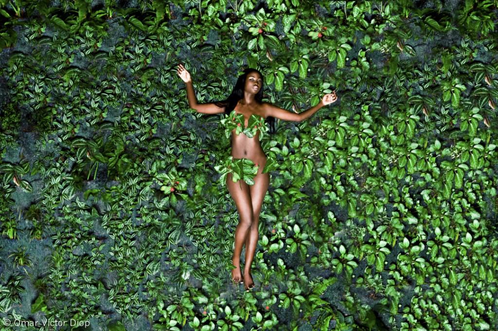 """American Beauty"", Onomo Abidjan, 2013. Photo Omar Victor Diop"