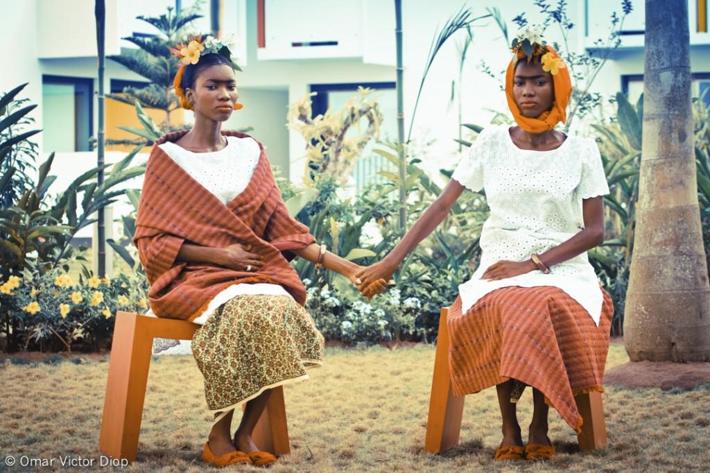 """""""Frida"""", Onomo Abidjan, 2013. Photo Omar Victor Diop"""