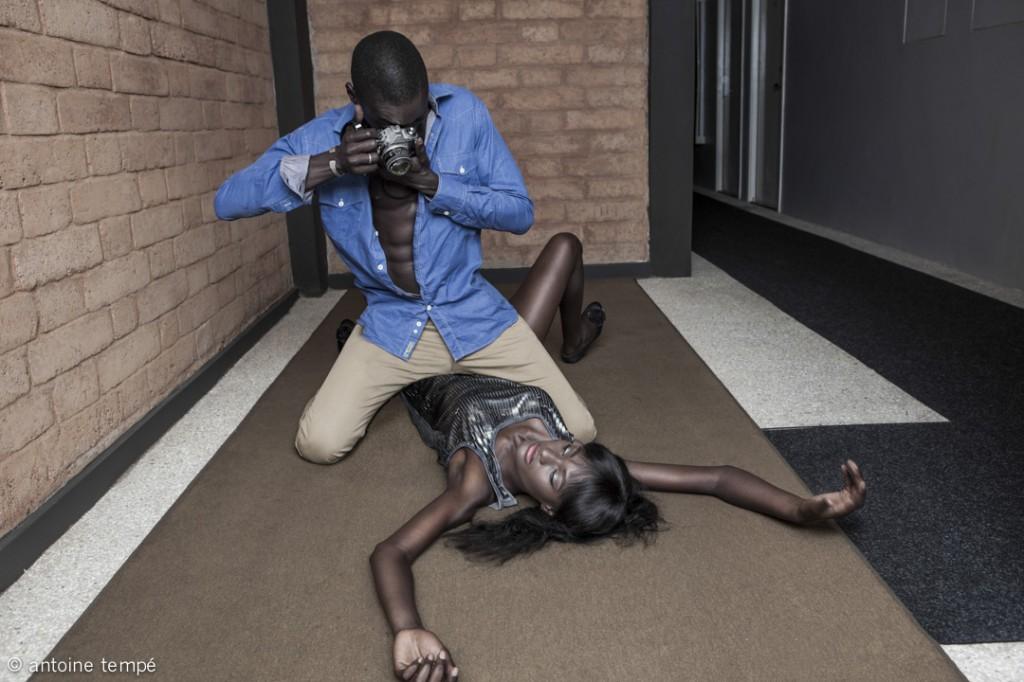 """Blow Up"", Onomo Dakar, 2013 . photo antoine tempé"