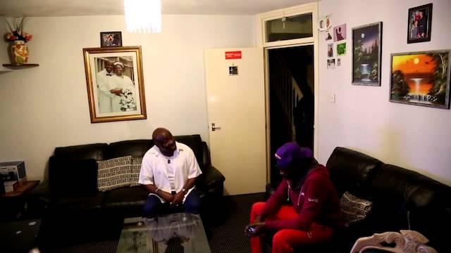 Video : Nigerian 16-year-old-kid pranks his dad