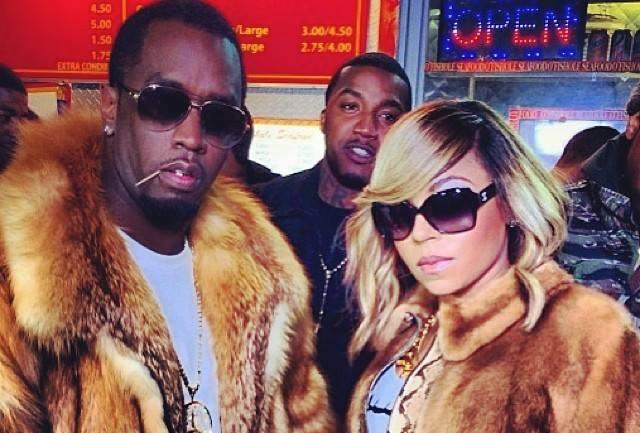 People : Ashanti et Nelly de nouveau ensemble ?