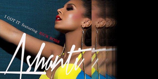 "Clip : ""I got it"" – Ashanti feat Rick Ross"