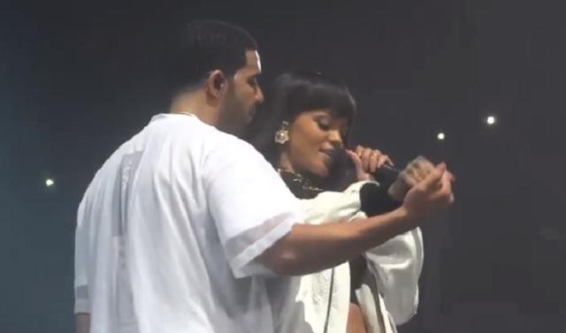 People : Drake et Rihanna à Paris, vous allez nous dire ce qui se passe !