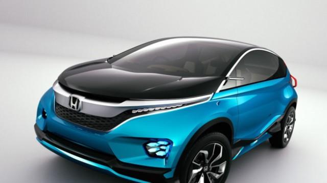 Auto : La Honda Vision XS-1 Concept 2014