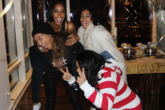 People : Le 33 ème anniversaire de Kelly Rowland