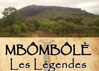 """Livre : """"Mbômbôlè I – Les légendes"""" par Dieudonné Iyodi"""