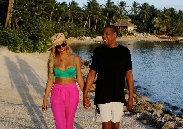 People : Mr. et Mrs. Carter en République Dominicaine