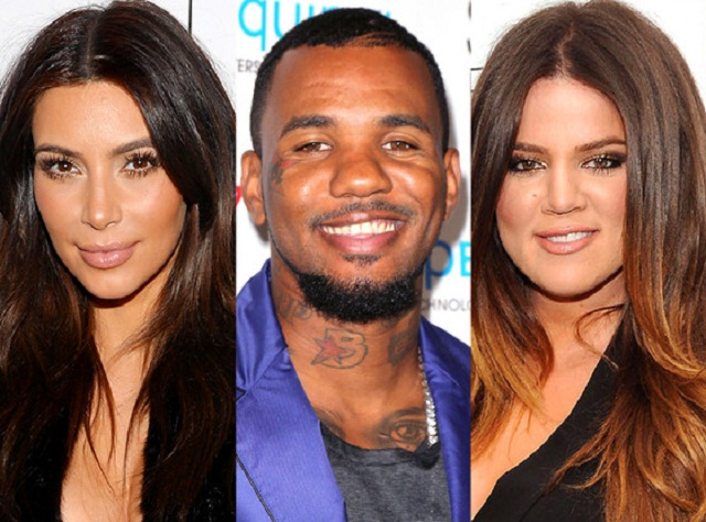 "People : The Game – ""J'ai couché avec Kim Kardashian… Pas avec Khloé ! »"