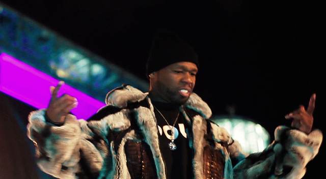 """Clip : """"Hold On"""" – 50 Cent"""