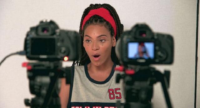 "Vidéo : Beyoncé ""Grown Woman"", ""Partition"", Flawless"" behind the scenes"