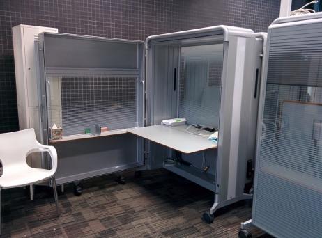 """Design : Le """"Bureau-valise"""", le poste de travail du futur"""