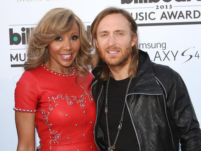 People : David et Cathy Guetta font taire les rumeurs de divorce