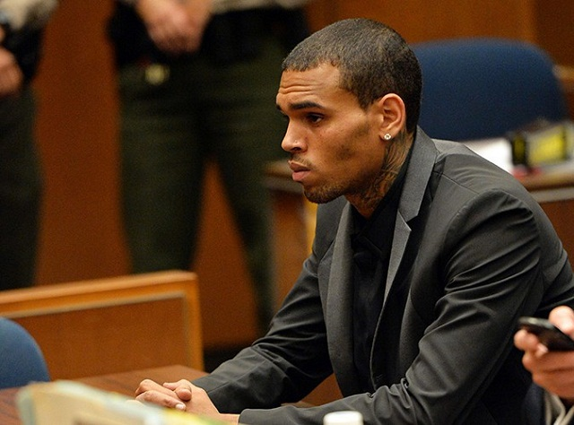 People : Ooorh ! Chris Brown est bipolaire !
