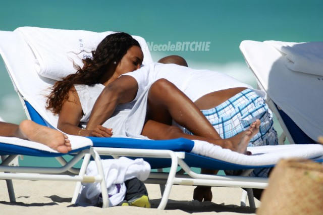 People : Kelly Rowland et son fiancé en mode ndolo à Miami
