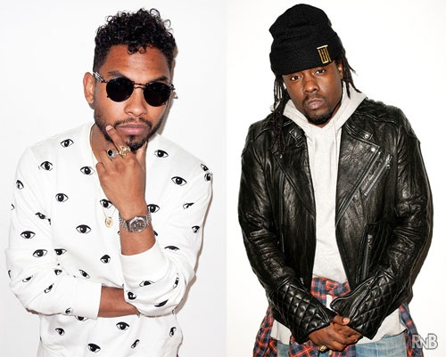 Single : « Bennie And The Jets » – Miguel Ft. Wale
