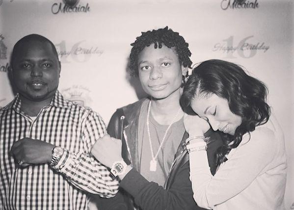 People : Nicki Minaj fête les 16 ans de son mbindi*