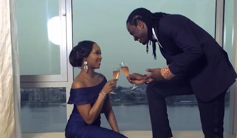 People : Paul Okoye et Anita Isama – Les photos d'avant-mariage