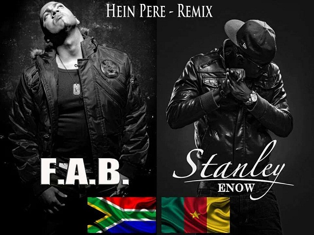 "Single : ""Hein Père"" (Remix) – Stanley Enow ft. F.A.B. (En/Fr)"