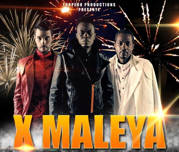 Concert : X Maleya à l'Olympia le 14 septembre 2014 – Paris