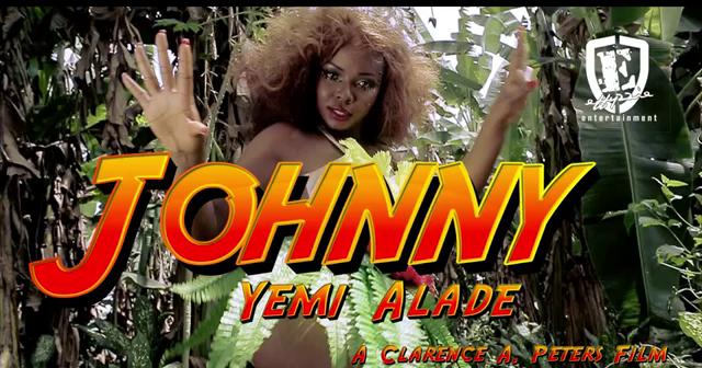 "Clip :  ""Johnny"" – Yemi Alade"
