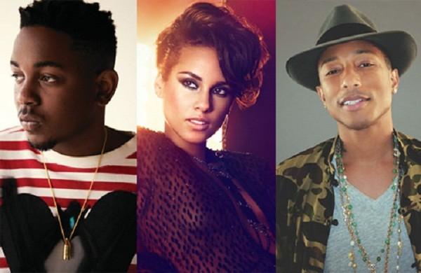 "Musique : Pharrell Williams, Alicia Keys et Kendrick Lamar dans ""The Amazing Spiderman 2 »"