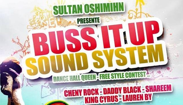 Wand'Event : Concert de Sultan Oshimihn le 4 avril 2014, à 20h – IFC de Yaoundé