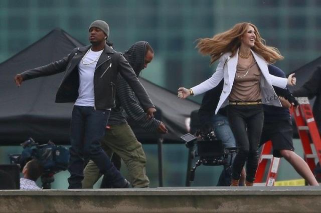 Musique : Céline Dion et Ne-yo, le clip pour bientôt !