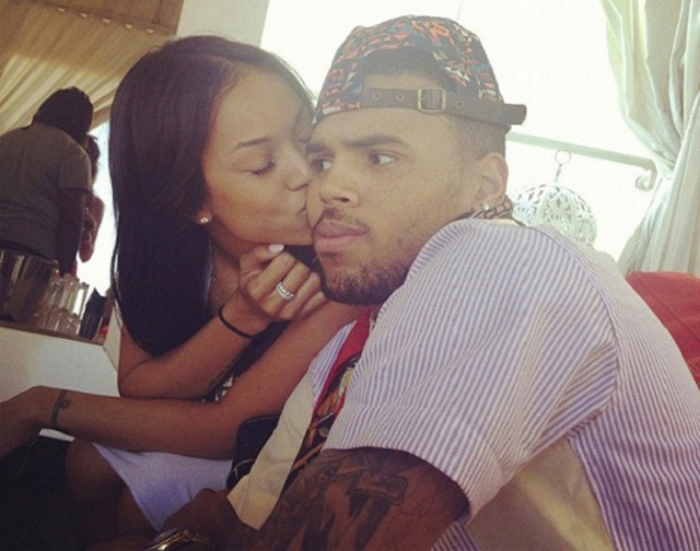 People : Chris Brown et Karrueche Tran fiancés !