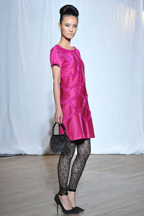 Christophe Guillarme - Collection Automne-Hiver 2014-2015 - Miss Polly