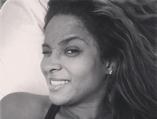 People : Ciara dans les Wanda Déhanchements avec son pater*