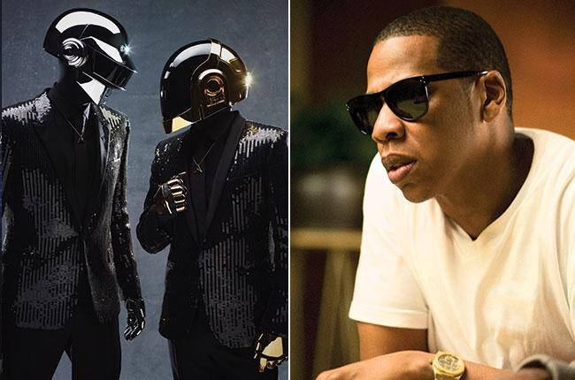 Musique : Le morceau de Daft Punk ft. Jay-Z fuite