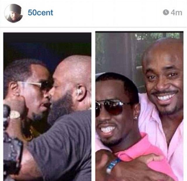 People : Que Diddy et Rick Ross sont tchèlè* ? + Embrouille 50 Cent et Steve Stoute