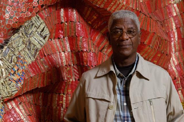 WanDiscovery : El Anatsui, artiste plasticien – Ghana