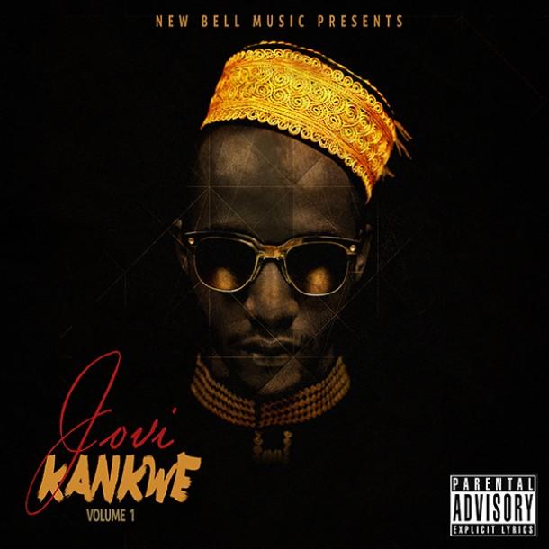 Musique : « Kankwe Vol. 1 », l'E.P. futuriste aux allures Electro Hip-Hop de Jovi