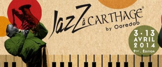 Musique : Le Festival de Jazz de Carthage du 3 au 13 avril 2014