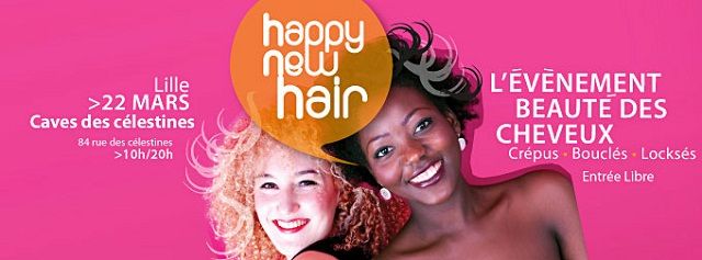 Wand'Event : Happy New Hair, le 22 mars 2014 à Lille