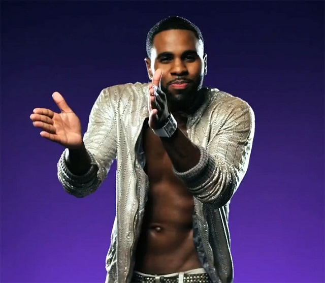 Vidéo : « Celebrities Talkin' Dirty » – Jason Derulo