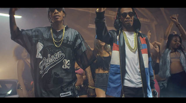 "Clip : ""Talkin' bout"" – Juicy J ft. Chris Brown & Wiz Khalifa"