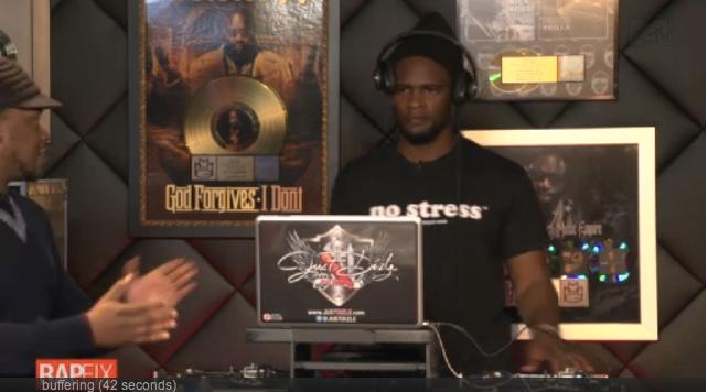 """Musique : Le camerounais Just Dizle mixe dans """"Rap Fix"""" avec Rick Ross en invité"""